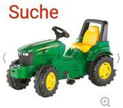 Suche Kinder Trett Traktor