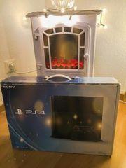 Playstation 4 neuwertig unbenutzt