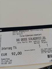 Das grosse Schlagerfest XXL Tickets