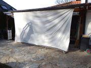 Sonnensegel für Wohnwagen oder Vorzeltverlängerung