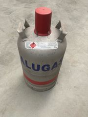 Alugas Gasflasche