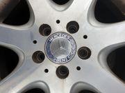 4 Mercedes Reifen mit Felgen