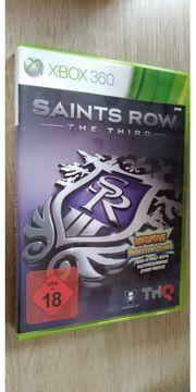 Sains Row X Box 360