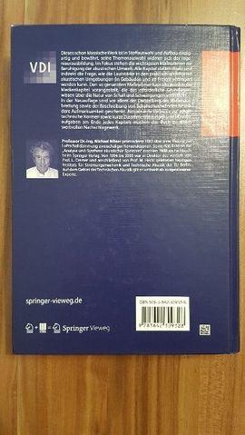 Fach- und Sachliteratur - Fachbuch Technische Akustik von Michael