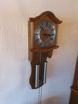 Uhren - ZentRa Wanduhr Pendeluhr Mechanisch Uhr