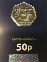 Original Großbritannien United Kingdom - 50