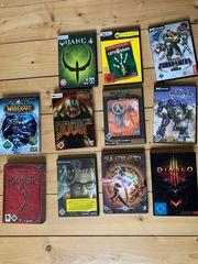 PC-Spielesammlung 11 Spiele
