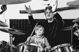 Bild 4 - Spielen mit Spaß - individueller Schlagzeug-Unterricht - Harsum Machtsum