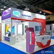 Create Magnificent Booths at Trade