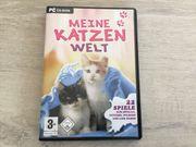 Meine Katzenwelt PC Spiel CD