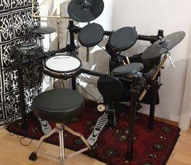 Drums, Percussion, Orff - E-Drumset Millenium MPS-500 Elektronisches Schlagzeug