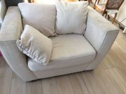 1 5-Sitzer Couch Sofa Sessel