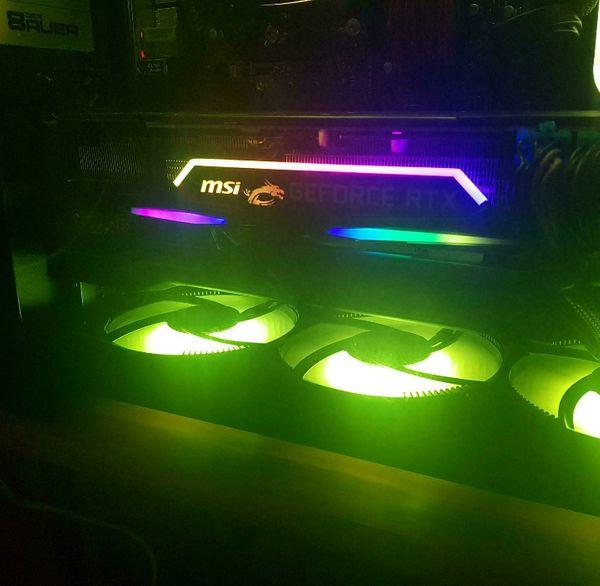 GeForce RTX 2070 Super top