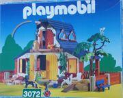 Playmobil 3072 Bauernhof 5226 Ausflug