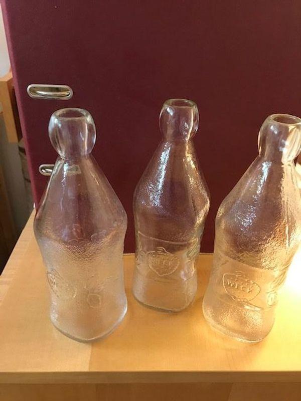 Designobjekt Vintage Weck Flaschen 0