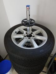 Mercedes Reifen