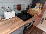 Gebrauchte Küche mit Herd Ofen