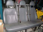 Ford Transit Sitzbank
