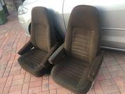 2 Drehsitze Captain Chairs mit