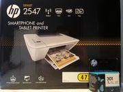HP Deskjet 2547 All-in-One Drucker