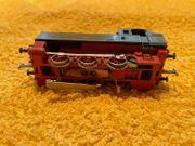 Für Bastler Modell-Eisenbahn Dampflock defekt