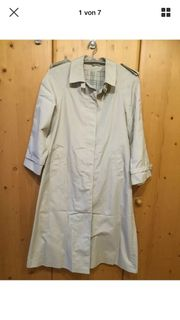 Damen Mantel Trenchcoat Gr 40