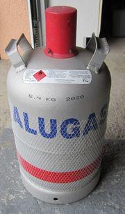 Alu Gasflasche 11 kg
