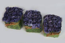 Bild 4 - Rosenbox Flowerbox Blumenbox Kunstrosen Dekorosen - Berching