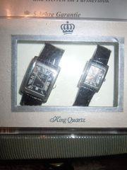 Wunderschönes Uhren-Paar für Damen und