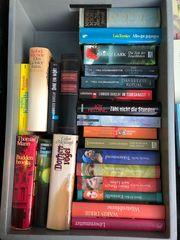diverse Bücher Romane