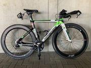 TT-Bike Tri Time Komplettrad inkl