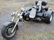 Chopper Trike Sonderanfertigung von TCM