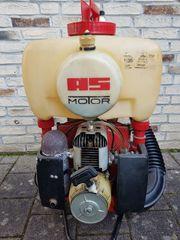 AS 1 SL Motorsprühgerät