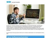 Java-Softwareentwickler Planungssysteme m w d