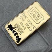 Goldbarren 1oz