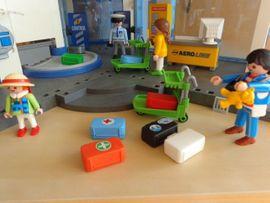 Spielzeug: Lego, Playmobil - Spielzeug Playmobil Flughafen Airport Tower