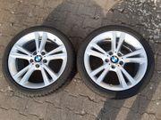 1 Paar BMW-Sommerräder Doppelspeiche 385