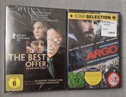 2x DVD je 5 Euro