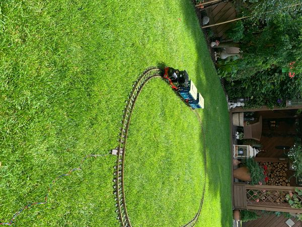 Playmobil LGB Eisenbahn Set 4000
