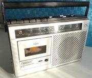 SONY CF 370 L - Cassettenradio