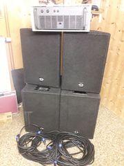 Boxen Lautsprecher Dynacord