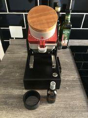 Kafatek Monolit Flat Mühle Espresso