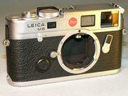 Suche Leica M6 mit und