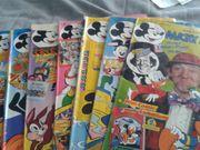 Micky Maus Zeitschriften