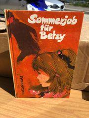 Buch Sommerjob für Betsy