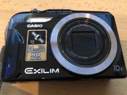 Casio Exilim EX-H20G HD Movie