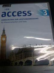 Access 3 G9 Vorschläge zur