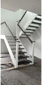 Treppen Zaunen aus Polen und