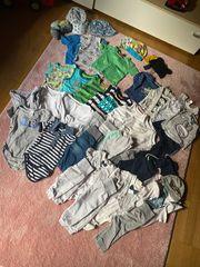 Babykleidung Jungen von Gr 56