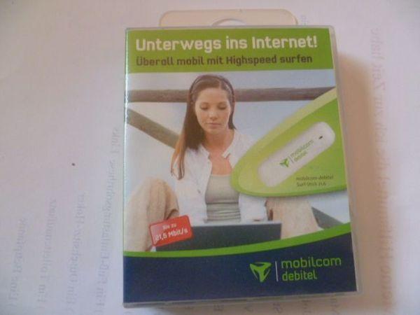 4G Systems XSStickW21 Internet Surfen